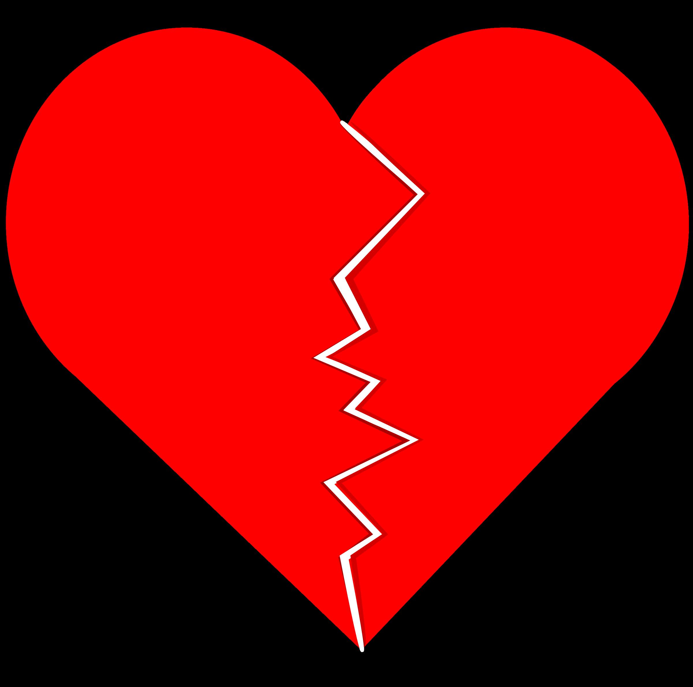 High Resolution Broken Heart Png Clipart #45707.
