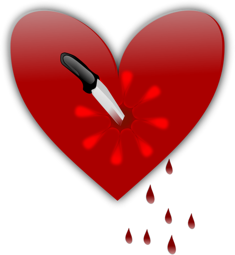 820 broken heart clip art free.