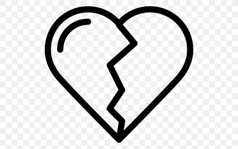 Broken Heart Love Romance Clip Art, PNG, 512x512px, Broken.