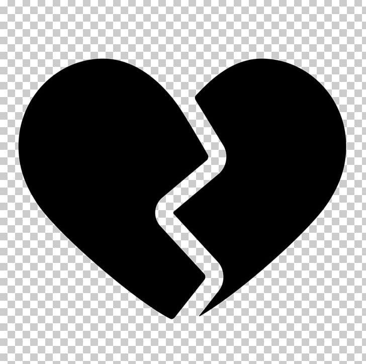 Broken Heart Love PNG, Clipart, Black And White, Break Up, Breakup.