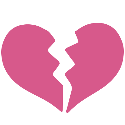 Download BROKEN HEART Free PNG transparent image and clipart.