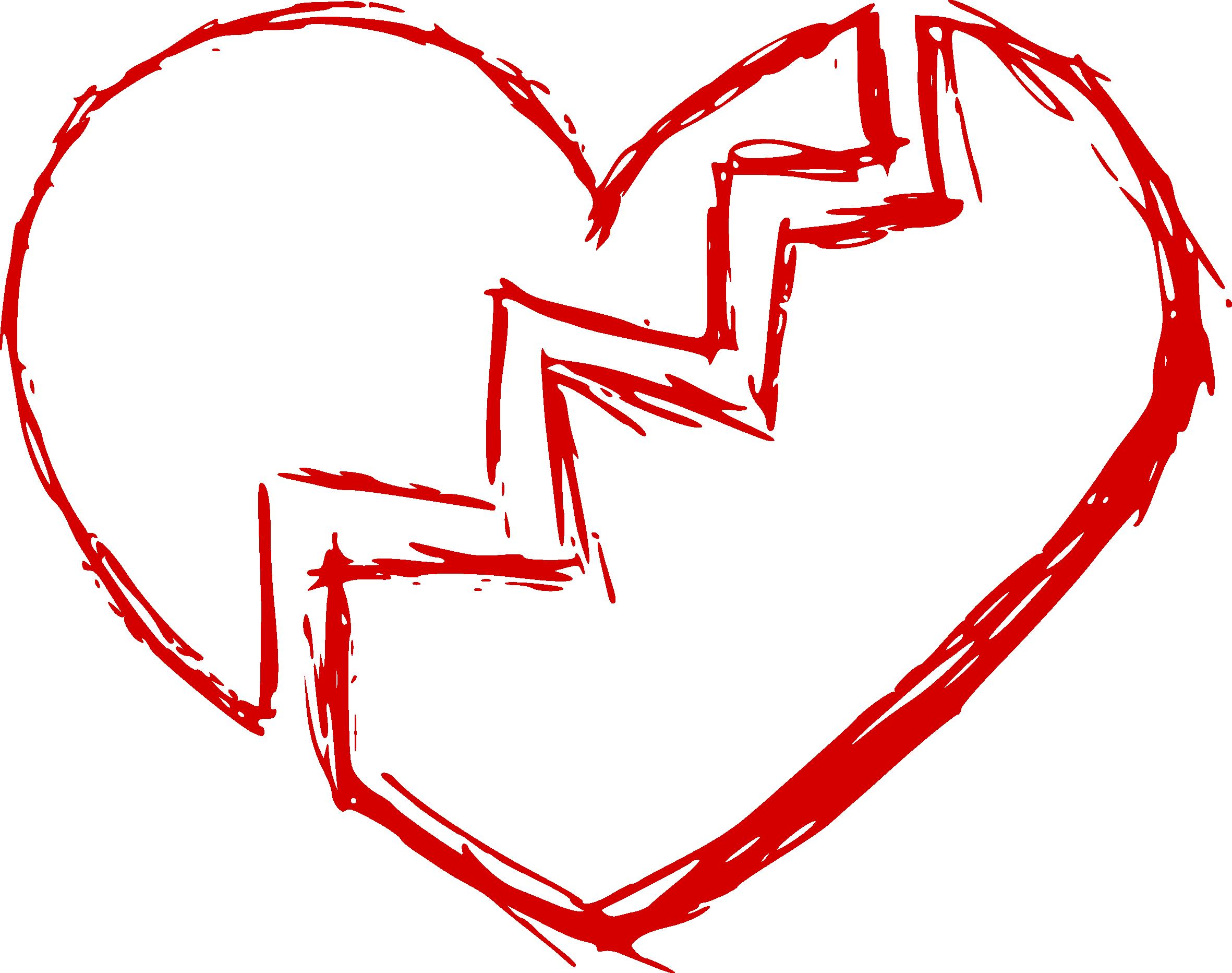 Download Broken Heart PNG Free Download.