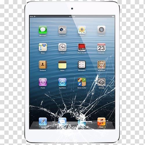 IPad Mini 2 iPad Air iPad 4 iPad 3, broken ipad transparent.