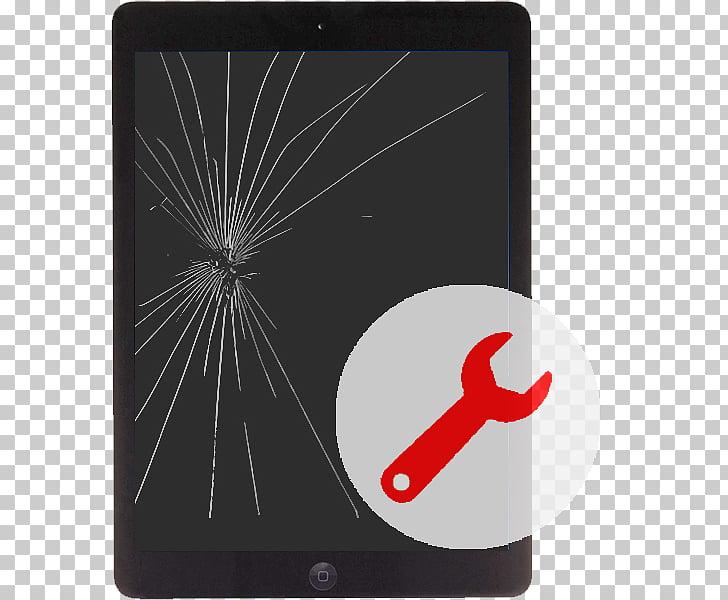 IPad 3 iPad Mini 2 Laptop Computer, broken screen phone PNG.