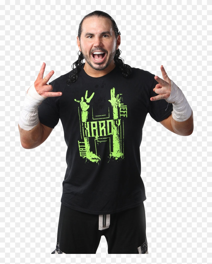 Matt Hardy Transparent Image.