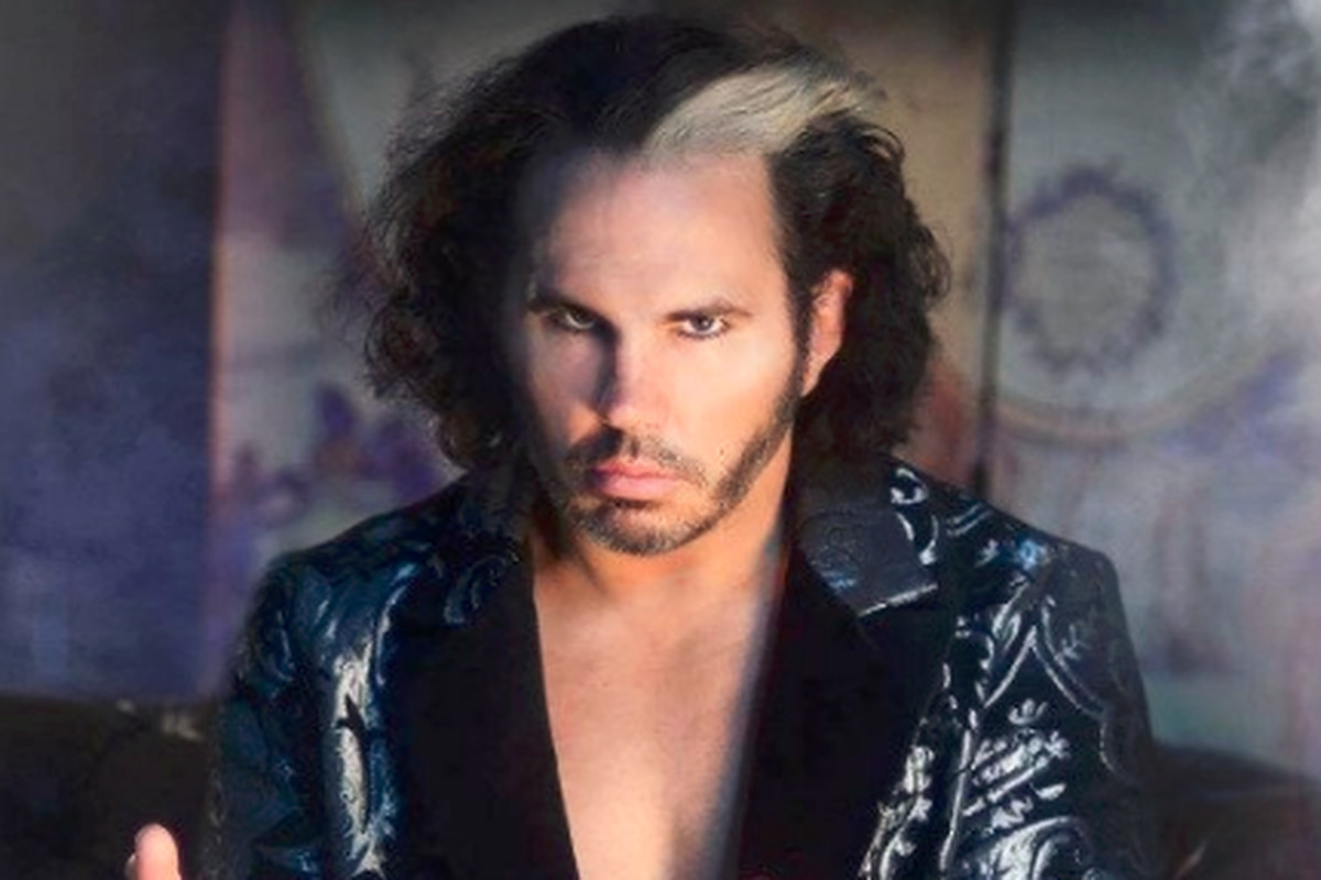 Matt Hardy says his new 'broken' character is not for you.
