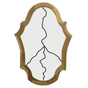 Broken Mirror Clip Art at Clker.com.