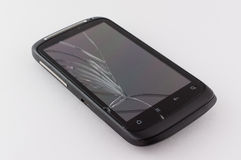 Broken Phone Stock Illustrations.