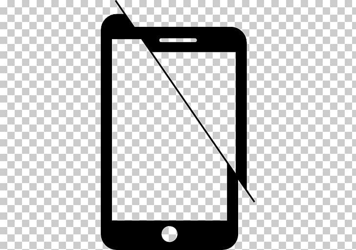 Telephone Internet iPhone 7 Computer Icons, broken screen.
