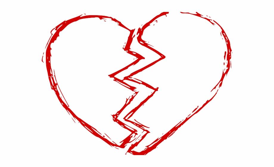 Heat Clipart Heart Broken.