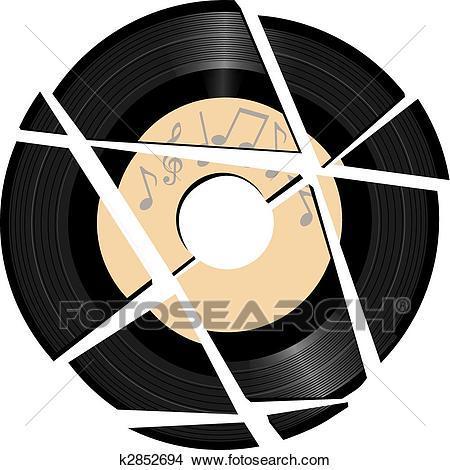 Broken record clipart 3 » Clipart Portal.