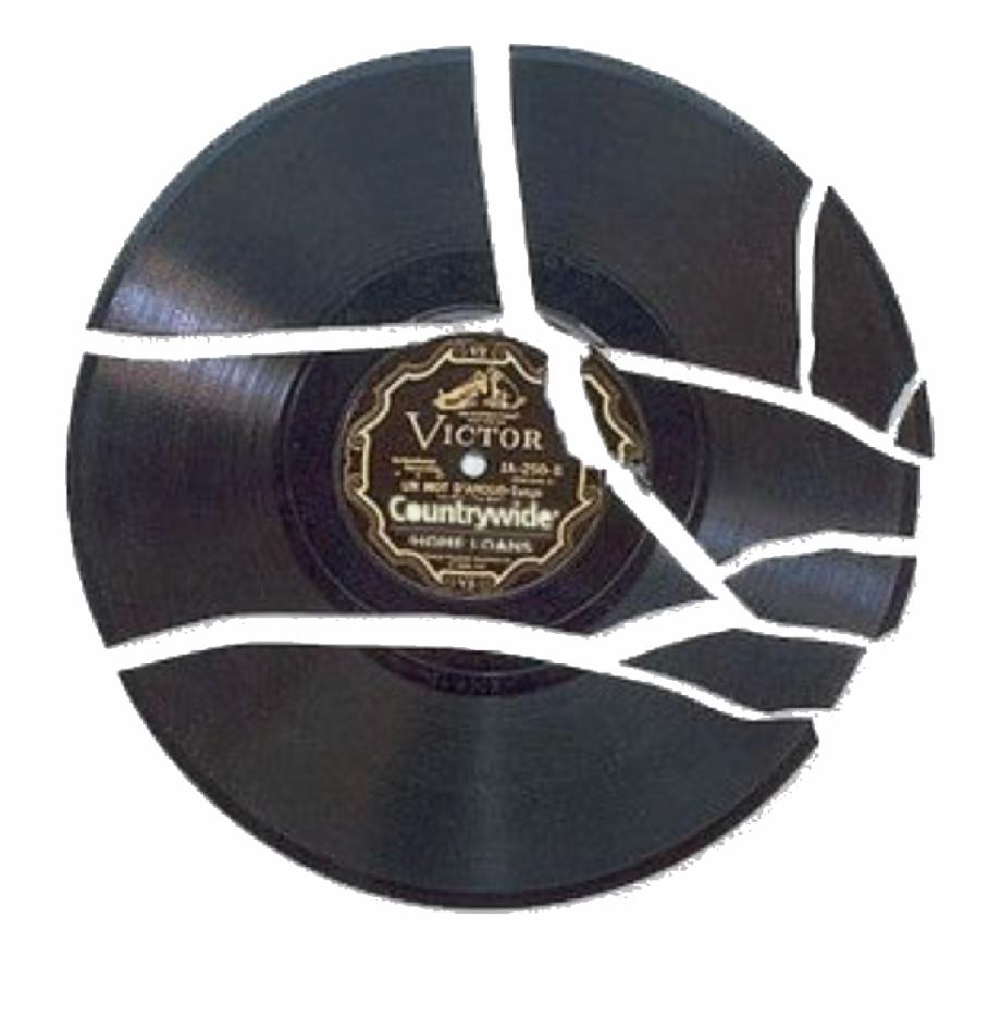 cracked #broken #record #records #freetoedit.