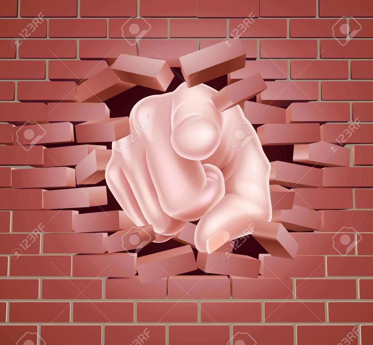8,782 Broken Wall Stock Vector Illustration And Royalty Free.