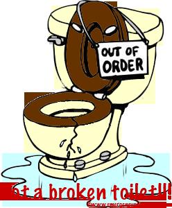 Broken Toilet Emergency 24.