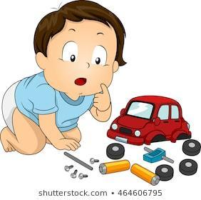 Broken toy car clipart 4 » Clipart Portal.