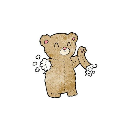 67 Broken Toy Bear Stock Illustrations, Cliparts And Royalty Free.