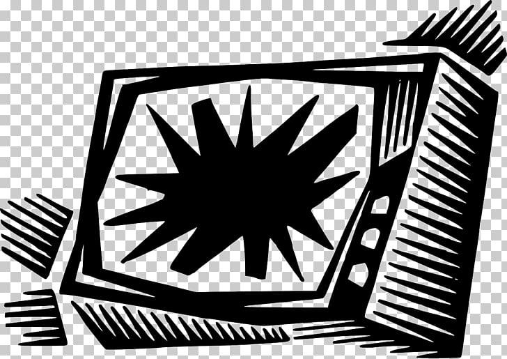 Television , broken tv PNG clipart.