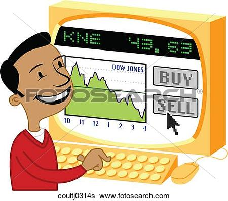 Stock Illustrations of A Good Investment ruggia0532c.