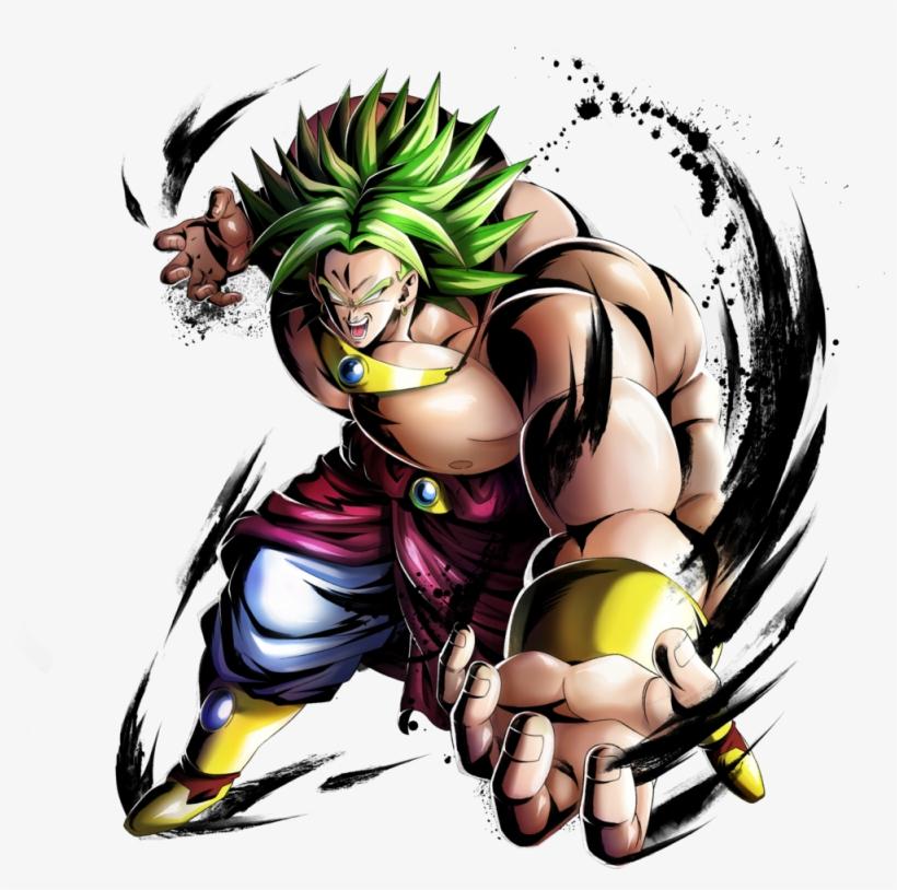 Legendary Super Saiyan Broly.