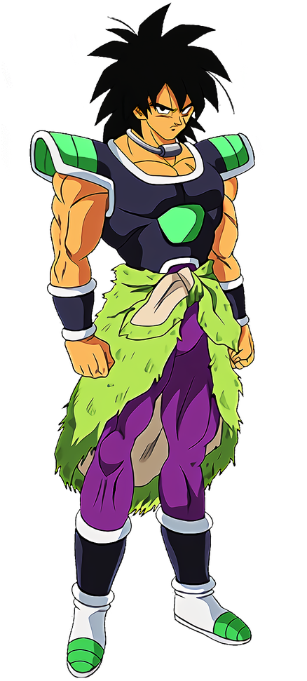 Download Broly Character Hd Version.