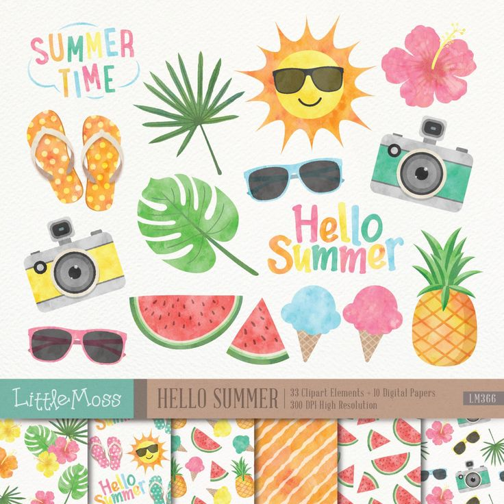 1000+ ideas about Summer Clipart on Pinterest.