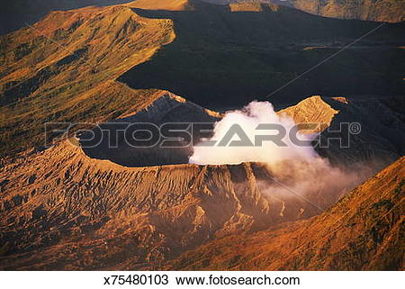 Stock Photo of Indonesia,Java,Bromo.