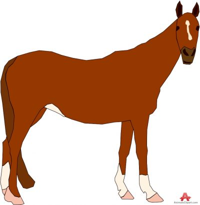 Horses Animals Clipart Gallery.
