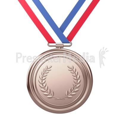Bronze Medal Celebrate.