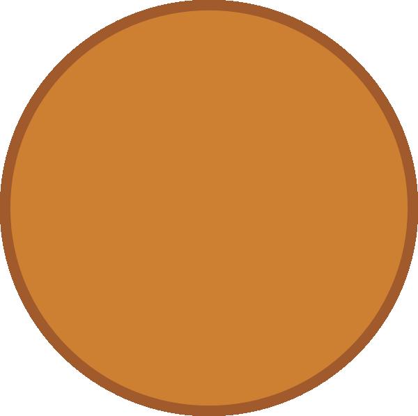 Bronze Circle Clip Art at Clker.com.