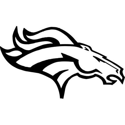 Denver Broncos Logo Clipart.