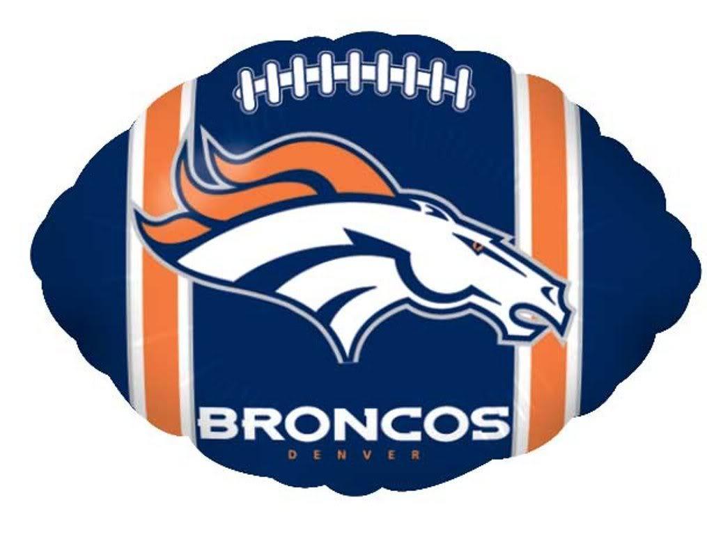 Denver Broncos Cliparts.