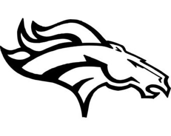 47+ Denver Broncos Clipart.