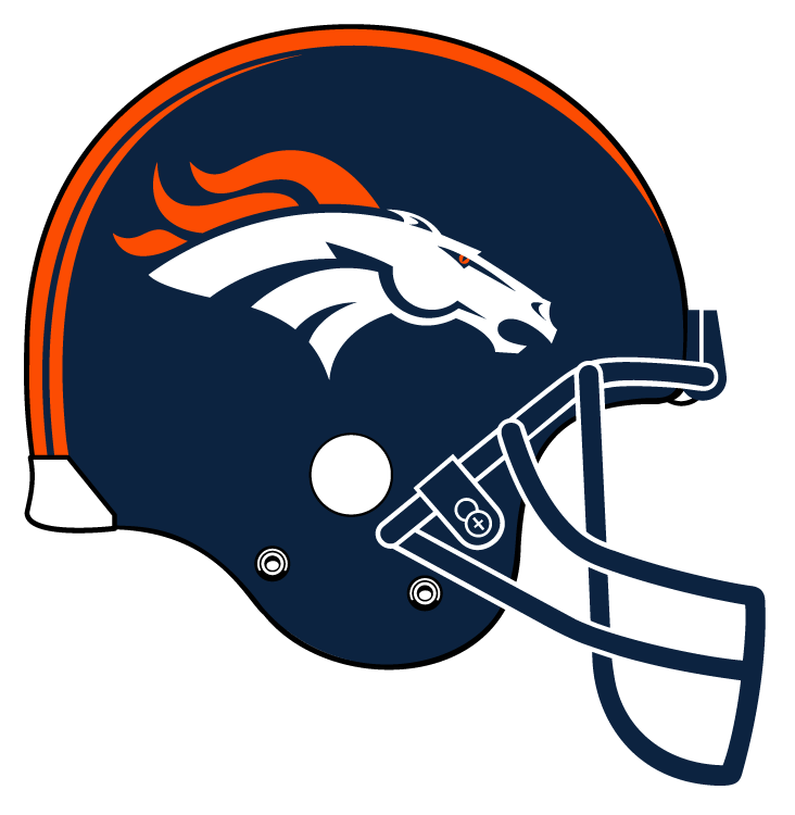 Denver Broncos Cliparts.