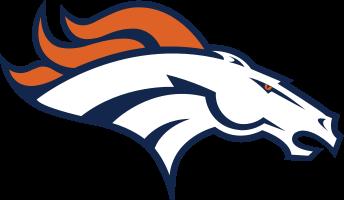 Printable Denver Broncos Logo.