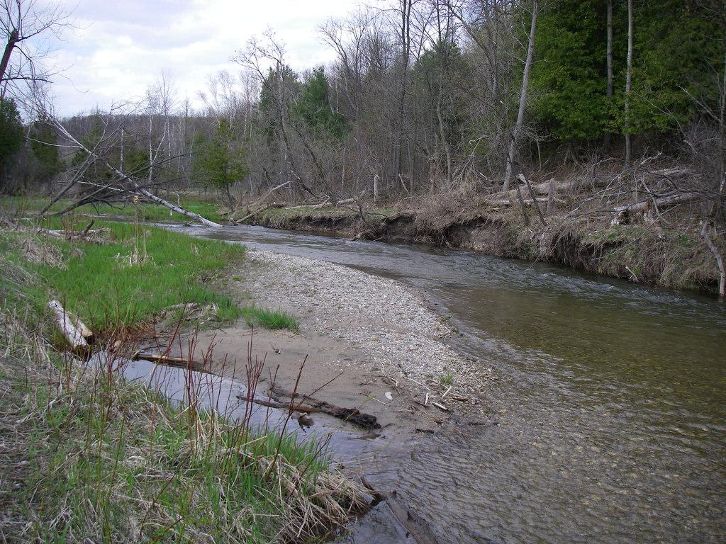 Fishing Southern Ontario Rivers.
