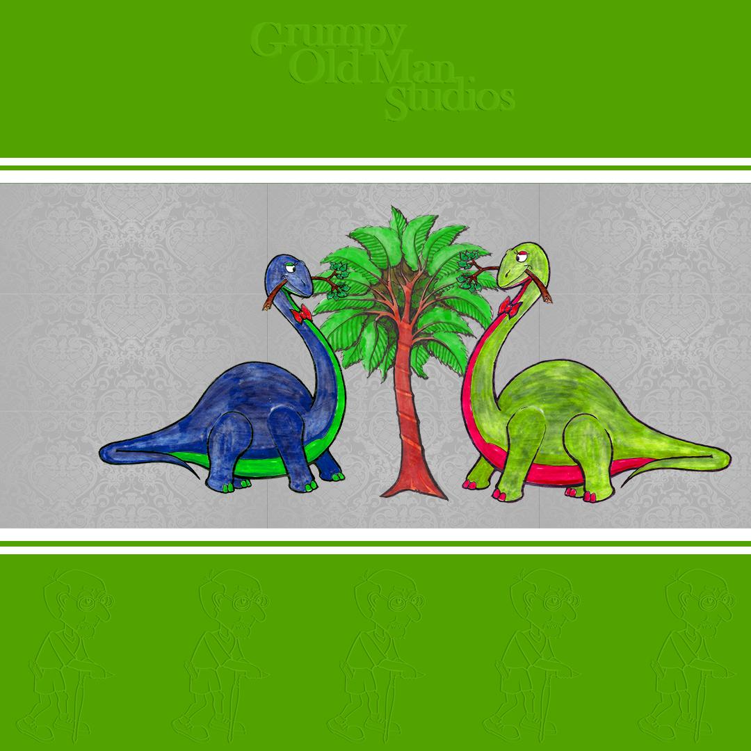 Q: What do you call a dinosaur that\'s a noisy sleeper? A: A.