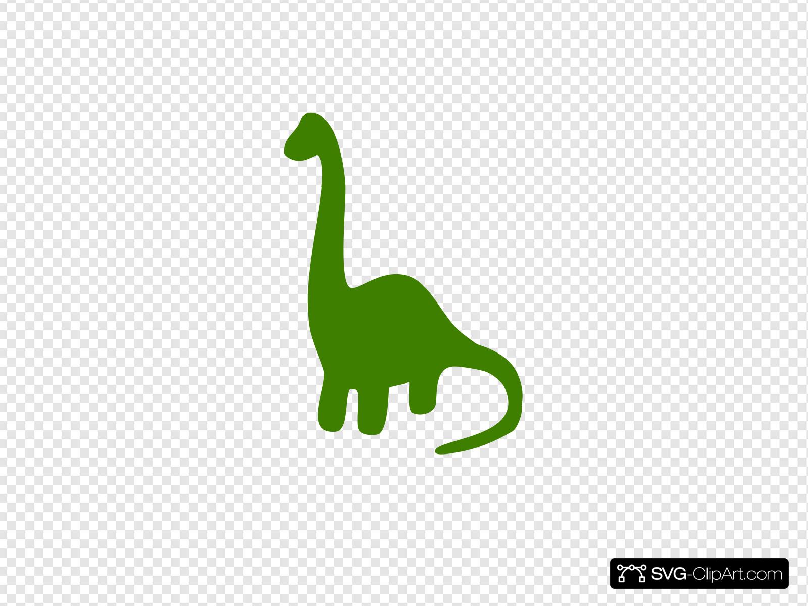 Green Bronto Clip art, Icon and SVG.