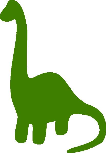 Green Bronto Clip Art at Clker.com.