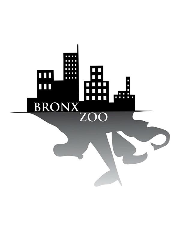 Bronx Zoo Logo Practice on Pratt Portfolios.