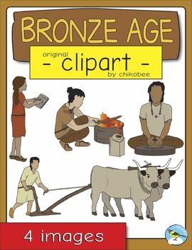 Bronze Age Clip Art.