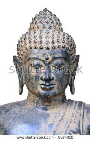 Statue Of Amitabha Buddha Stock Photos, Royalty.