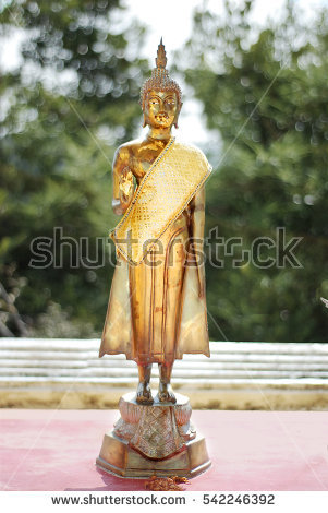 Statue Of Amitabha Buddha Stock Photos, Royalty.