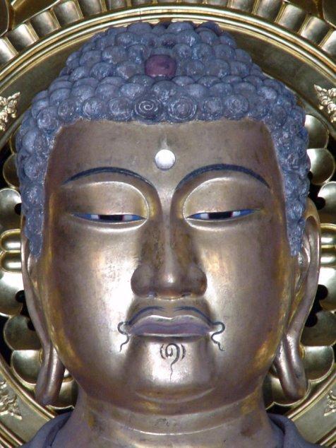 Amida Buddha, Amida Nyorai (Amitabha Tathagata, Amitayus.