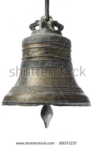 Church Bell Stock Images, Royalty.