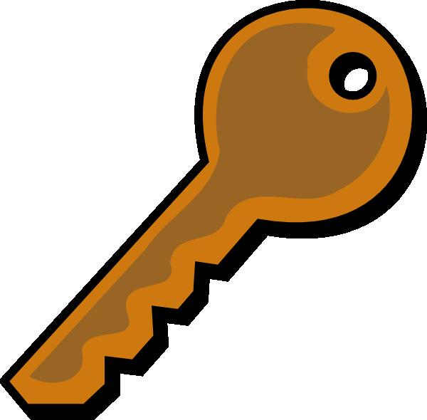 Bronze Key Clip Art at Clker.com.