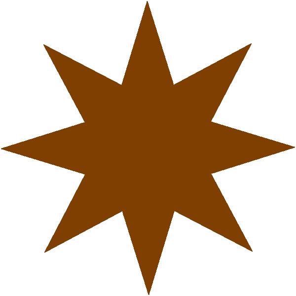 Bronze Star Clip Art at Clker.com.