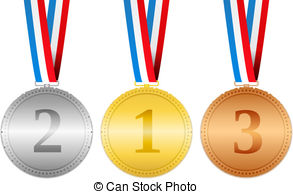 Medals clipart - Clipground