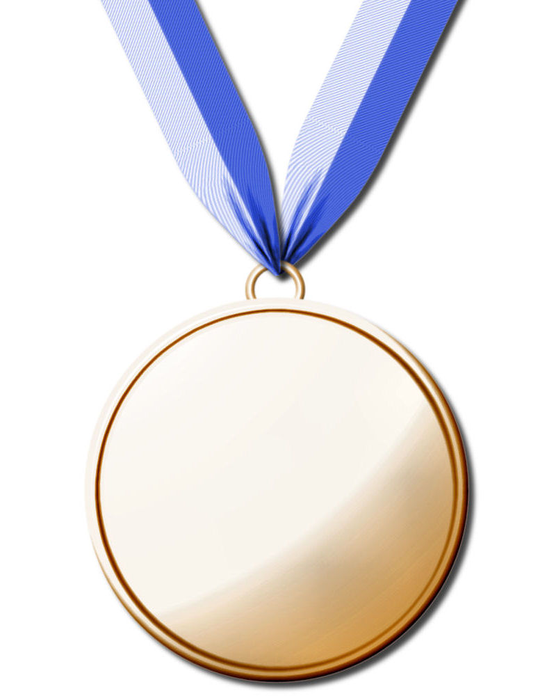 Bronze Medal Clipart Clipground