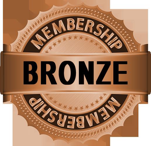 Bronze Sponsorship.