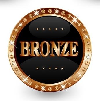 bronze.